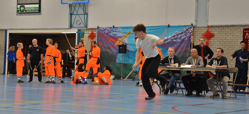 West Fries Open Traditioneel Kungfu Toernooi