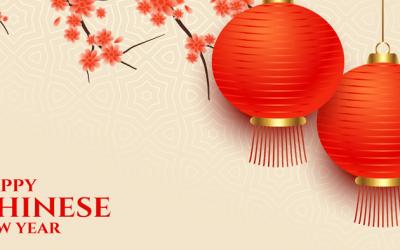 Viering Chinees nieuwjaar